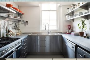 4 Tricks That Will Work Wonders in Your Small Kitchen