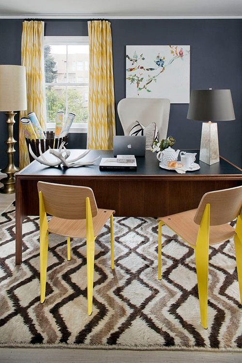 5 Fabulous Ideas to Add a Feminine Touch to Your Home Office