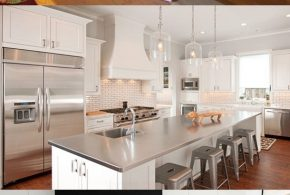 5 Kitchen Countertop Design Ideas