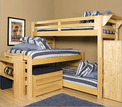 5 Types of Bunk Beds you Must Learn about