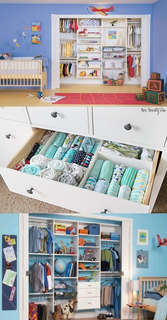 Here is How Organizing Your Baby's Room Will Be a Piece of Cake