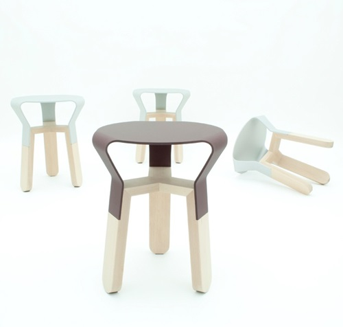 RAWTATION Furniture, The Best of Both Worlds
