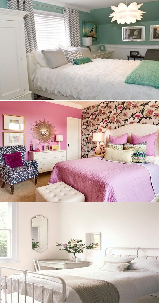 4 Amazing Ideas for a Feminine Bedroom Oasis - Interior design