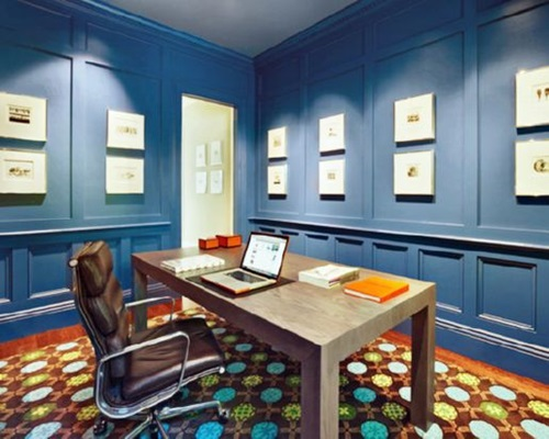 5 Unique Small Modern Home Office Design Ideas