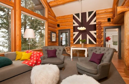 Amazing Living Room Decorations with a Sport Theme