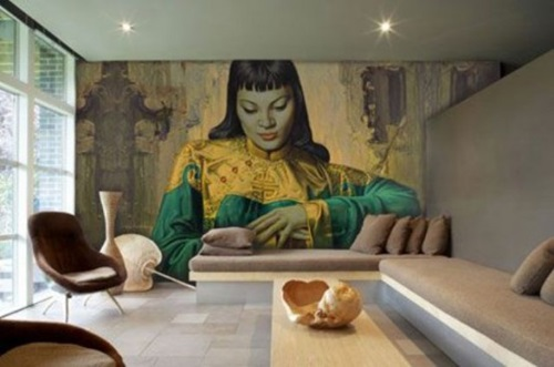 Breathtaking Wall Murals for Remodeling Projects