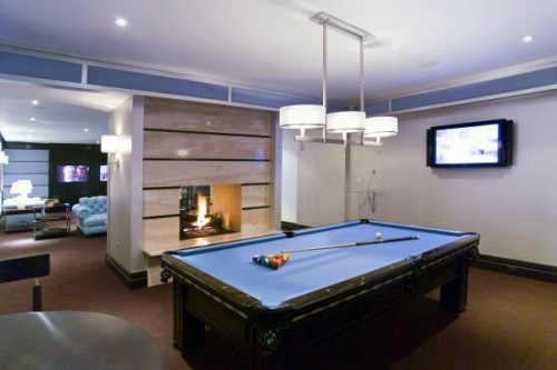 Cool Billiard Room Design Ideas