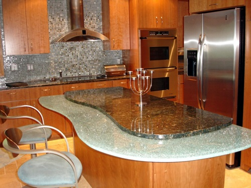 Creative Ideas for an Artistic Kitchen Island
