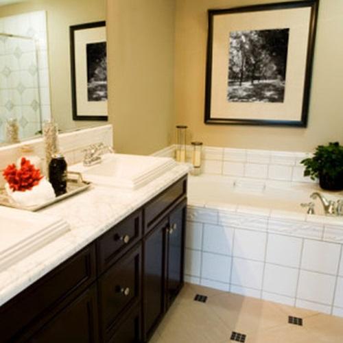 Diy Bathroom Decorating Ideas On A Budget: Creative Small Bathroom Makeover Ideas On Budget
