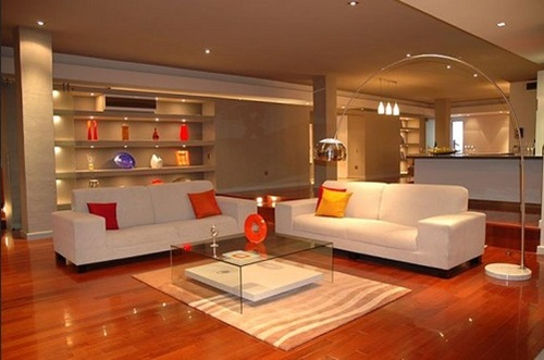 Eye-Catching and Luxurious Living Room Decorating Ideas