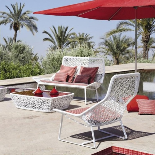 Functional and Unique Aluminum Furniture for your Garden
