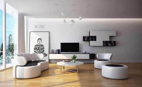 High-End Masculine Furniture Design Ideas