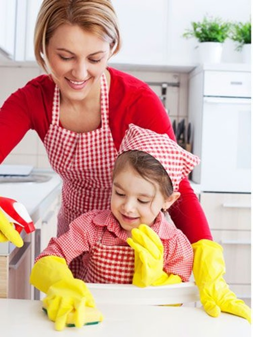 How to Make Your Home Cleaning a Fun Process