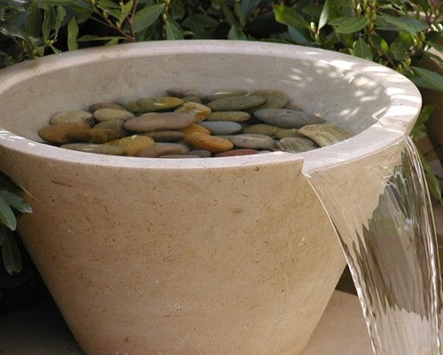 Impressive Handmade Outdoor Fountain Design Ideas