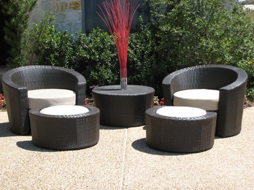 Impressive Modern and Futuristic Garden Furniture Ideas