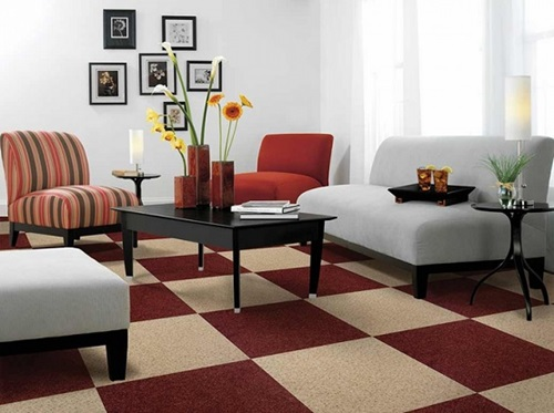 Image result for rubber tiles at home