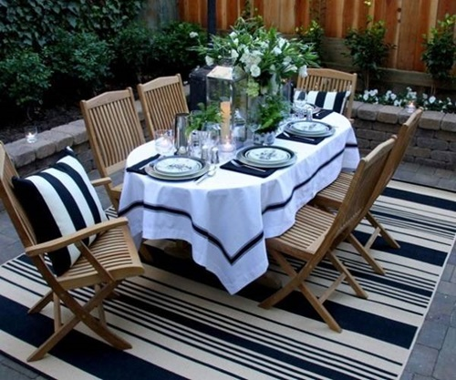 Incredible Ultramodern Patio Dining Furniture Ideas