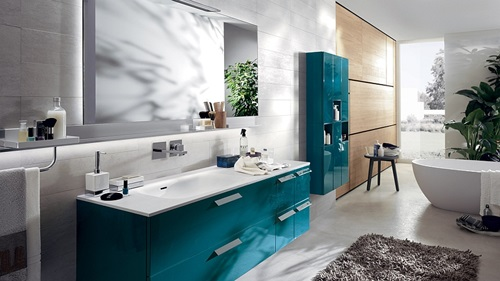 Innovative Small Bathroom Décor Ideas