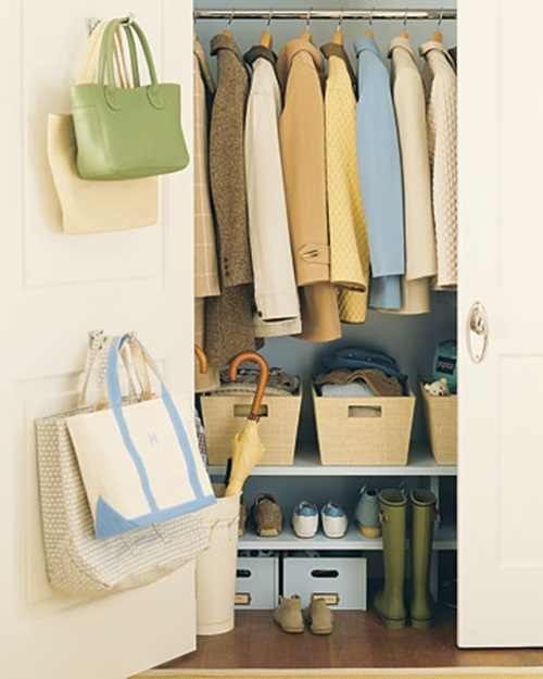 Innovative Ways to Use Your Closet as an Additional Storage Space