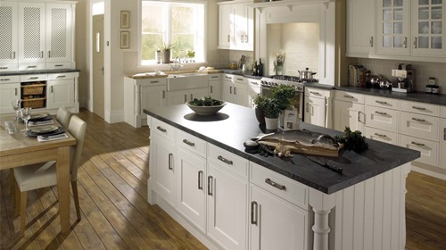 Luxurious Traditional English Kitchen Design Ideas