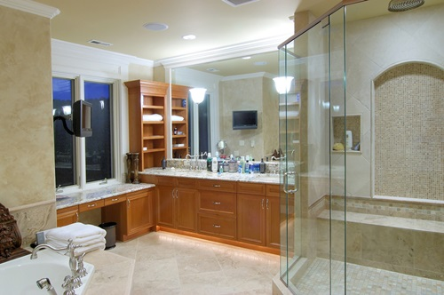 Luxurious and Unique Bathroom Design Ideas