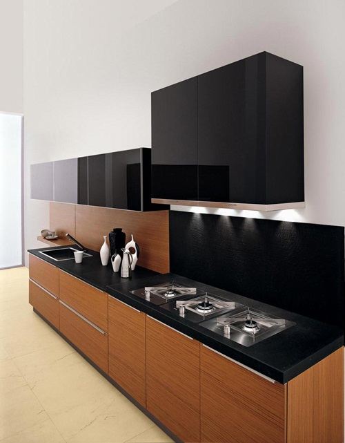 Modern Small Kitchen Designs to Imitate in Your Home