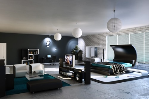 Unique and Inviting Modern bedroom Design Ideas