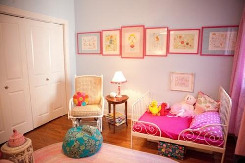 wonderful bedroom decorating ideas | Wonderful Classic Young Girl Bedroom Decorating Ideas