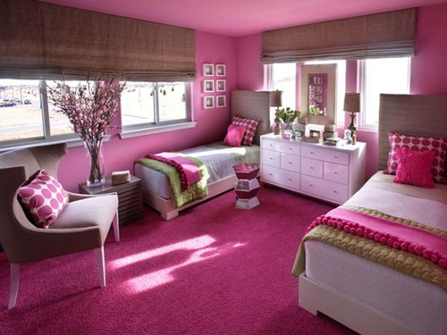 Wonderful Classic Young Girl Bedroom Decorating Ideas - Interior design