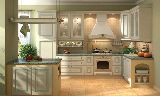 7 Great Ideas for Ergonomic Kitchen Decor