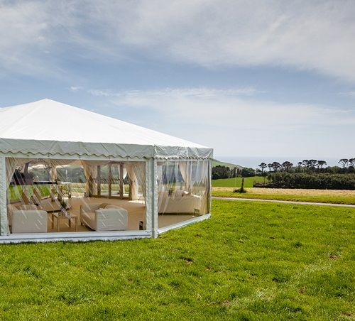 Breathtaking Marquee Designs To Decorate Your Home For