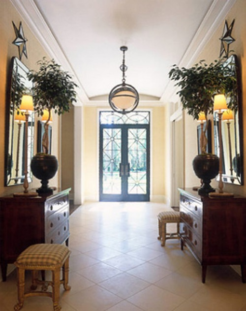 Foyer Design Ideas 4 Steps To Beautify The Foyer: Contemporary Entryway Foyer Decorating Ideas