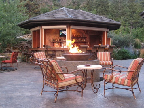 Fabulous Outdoor Living Space Designs to Save Your Home Space