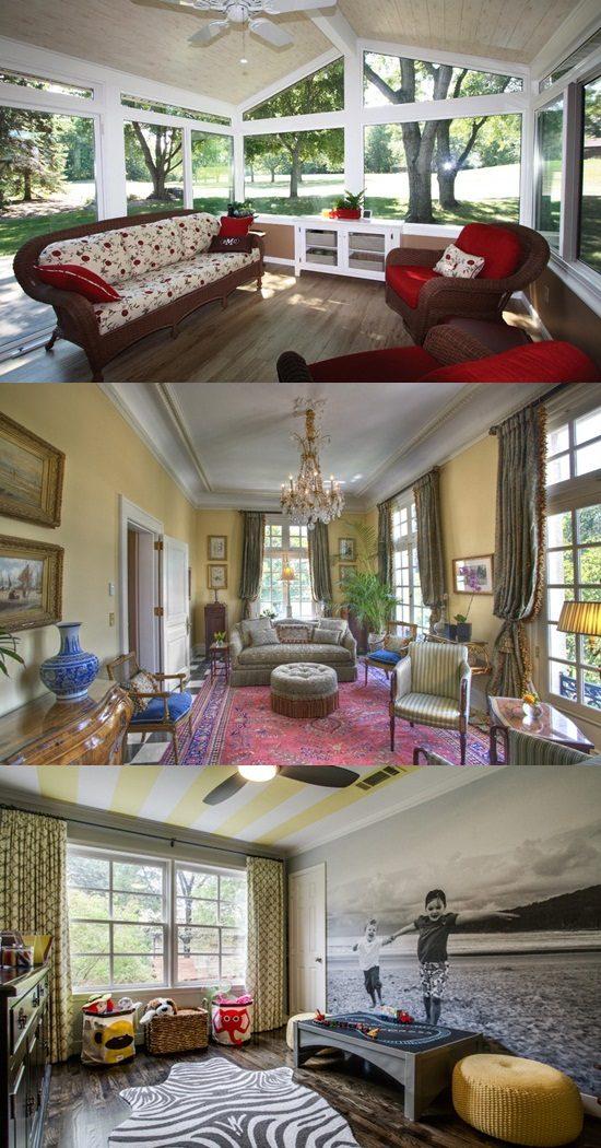 Fabulous Sunroom Decorating Ideas - Interior design