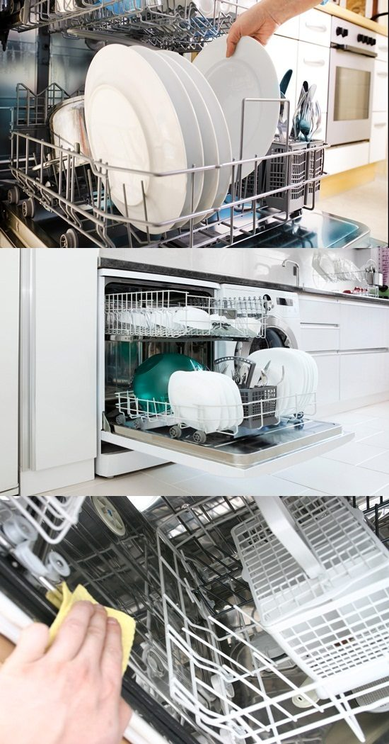 How to Clean and Maintain your Dishwasher to Increase its Efficiency