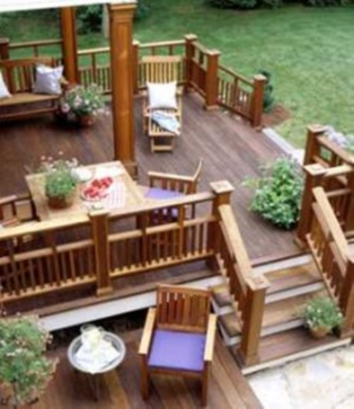 How to Create a Non-Slip Outdoor Decking