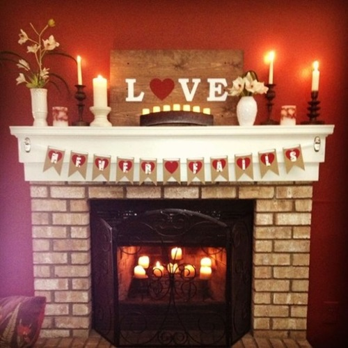 How to Decorate a Romantic Home Impressively with Candles