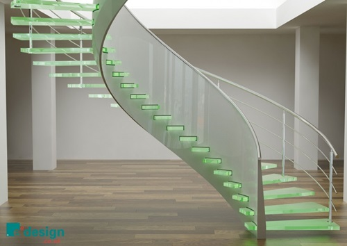 Impressive Decorating Ideas to the Internal Staircases