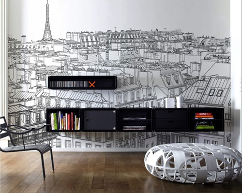 Incredible Parisian Home Designs with a Modern Touch