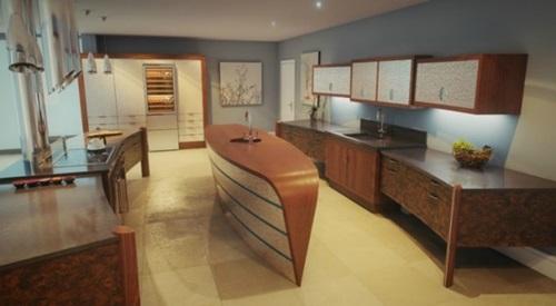 Innovative and Futuristic Curvy Home Design Ideas