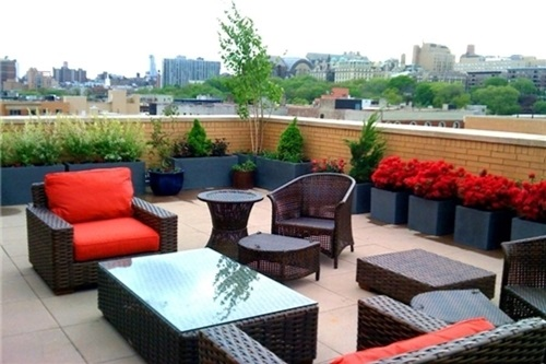 Inspiring Rooftop Deck Design Ideas