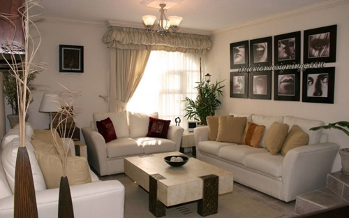 Luxurious Modern and Traditional Living Room Design Ideas
