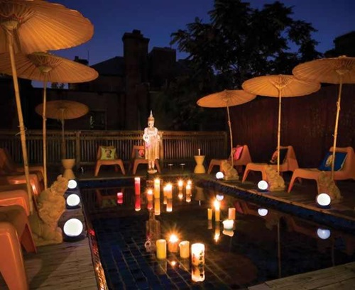 Marvelous Ways for an Entertaining Outdoor Look