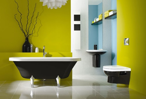 Relaxing and Impressive Bathtub design Ideas