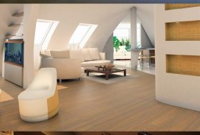 Small and Large Attic Room Design Ideas