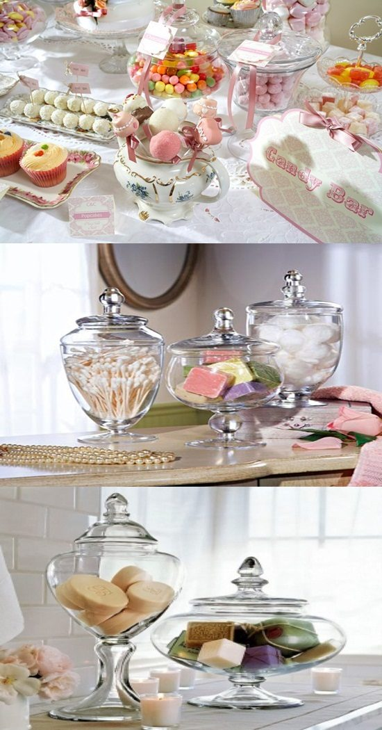 Watch As Apothecary Jars Make Your House Stunning With These 6 Ideas