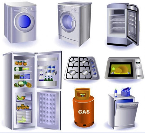 Advantages and Disadvantages of Built-in Kitchen Appliances