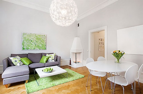 Astonishing Interior Designs to Your Small Modern Apartment