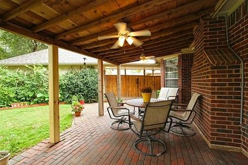 Interesting Porch Ceiling Design Ideas