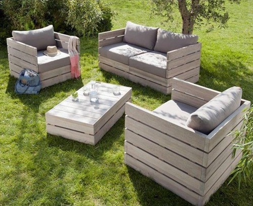 Outstanding Outdoor DIY Projects to Peaceful Summer Days